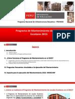 Capacitacion Mantenimiento NT 2015.pdf