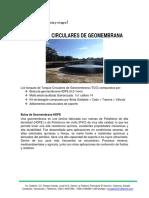 Tanques de Geomembrana Bioagro 2019