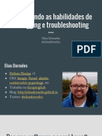 Aprimorando as Habilidades de Debugging e Troubleshooting