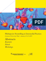 Multispecies Storytelling in Intermedial Practices - abstracts.pdf