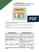 DIFERENCIAS ENTRE COMUNICACIÓN ORAL Y ESCRITA.docx