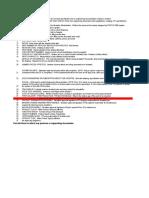 Volvo Global Deviation Form