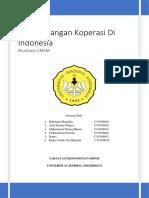 MAKALAH PERKEMBANGAN KOPERASI DI INDONESIA.docx