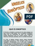 EVANGELIOS SINOPTICOS(1)