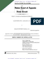 Barnett/Keyes et al. v Obama et al. - Appeal - Kreep - Reply Brief for Review - 9th Circuit - 10/27/10