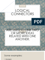 Logical Connectors