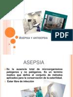Asepsia y Antiasepsia