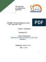 2. Ex. No. 1 Fundamental of Pressure Measurement