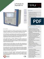 Unidade Terminal de Protecção de Transformadores e ... - Efacec.pdf