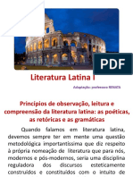 LITERATURA LATINA I - Aula dia 23 - VALENÇA.ppt