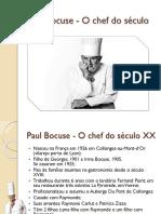 Paul bocuse Apresenta