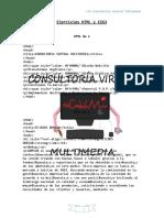 Evidencia 1 Ejercicios HTML y CSS3.docx