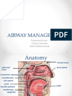 Diagnosis and Management of AOM