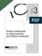 Guia 3 Derechos constitucionales no escritos reconocidos por el TC.pdf