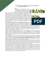 Urânio no Brasil