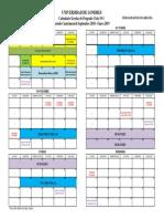 Calendario udl