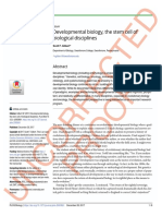 Developmental Biology, The Stem Cell Of