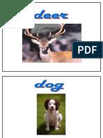 002-Vocabulario Animales en Ingles 02