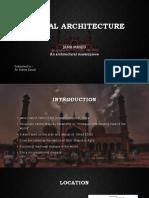 Mughal Architecture-jama Masjid