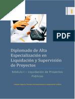 MODULO I Liquidación y Supervisión de Proyectos.pdf