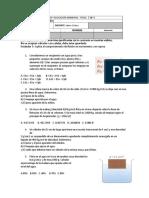 examen fluidos 10C