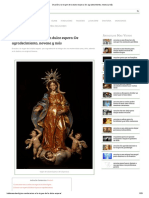 Oración a la virgen de la dulce espera_ De agradecimiento, novena y más.pdf