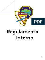 Regulamento Interno Do Clube Lideres