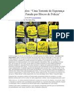 Coletes Amarelos - uma torrente de esperança que a polícia não pode parar.docx