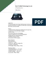 Tender 2013-B-OVS_Yangon Pathein Fiber Link (UG Cable)_48 Core Rak Type ODF.pdf