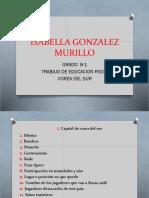 Isabella Gonzalez Murillo
