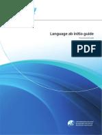 Ab Initio Guide 2020