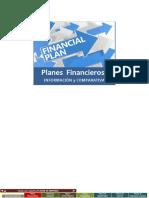 Guía plan financiero
