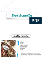 Book de Recettes PDF