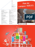 Plan Campus Mirail 2017