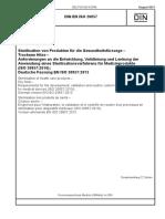 [DIN EN ISO 20857_2013-08] -- Sterilisation von Produkten für die Gesundheitsfürsorge - Trockene Hitze - Anforderungen an die Entwicklung, Validierung und Lenkung der Anwendung ein.pdf