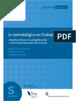 Metodología en Trabajo Social Fuentes María Pilar