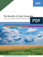 Benefits of Cloudcomputing[1]