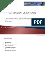 Fundamento de Antenas- Introduccion