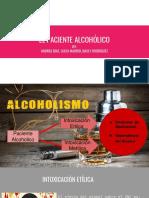 Alcoholismo psiquiatria