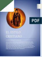EL ESTILO CRISTIANO.pdf