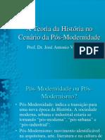 147692939-A-Teoria-da-Historia-no-Cenario-da-Pos-Modernidade.ppt