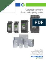 Emotron Softstarter Technical Catalogue 01 5552 04r2.Es