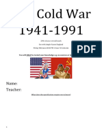 The Cold War Course Booklet.126698187