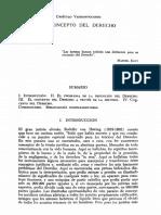 El Concepto de Derecho - Maximo Pacheco