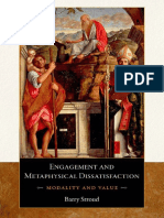Barry Stroud - Engagement and Metaphysical Dissatisfaction_ Modality and Value -Oxford University Press (2011)