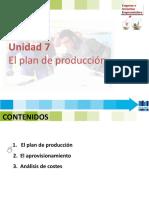 Eie 7 El Plan de Produccion-2018