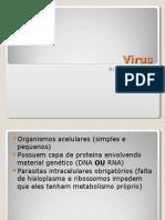 Biologia PPT - Vírus e Fungos