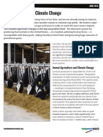 Factory Farms and Climate Change