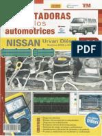 NISSAN Urvan  2008 a 2013- FULL MOTORES CHECK.pdf