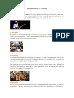 DIFERENTES RITMOS EN EL MUNDO.docx